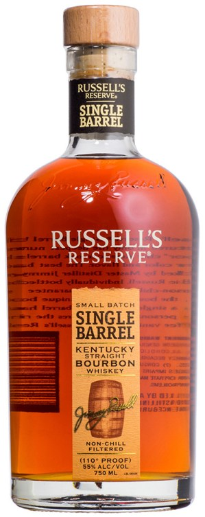 russels reserve single barrel review