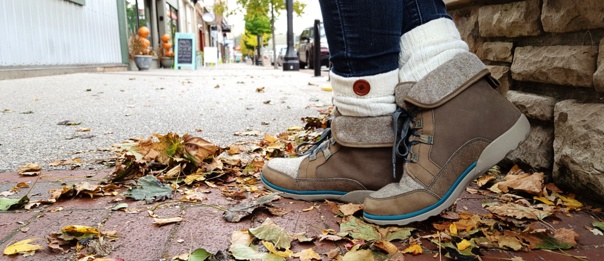 5c6a9d8b656 Chaco Women's Barbary Boot - Style Review | Busted Wallet