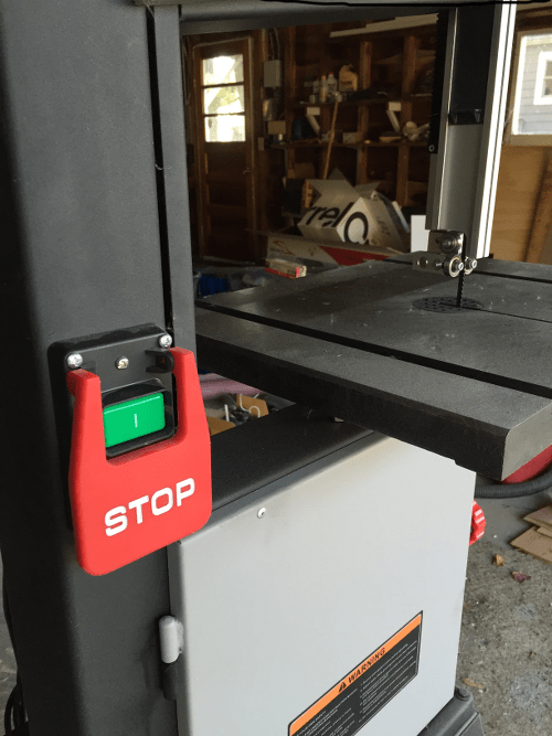 Craftsman 14 Inch Band Saw Tool Review Busted Wallet