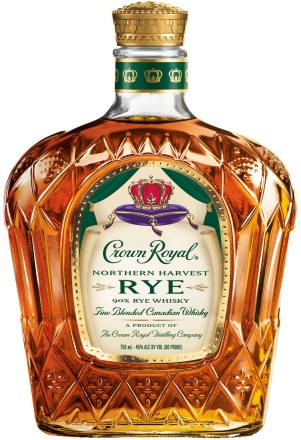 crown royal rye review