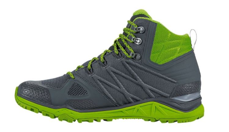 f2e36c15898 North Face Ultra Fastpack II Mid Boot | Busted Wallet