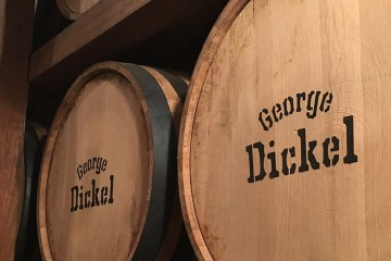 George Dickel Whisky Distillery Tour - BustedWallet.com