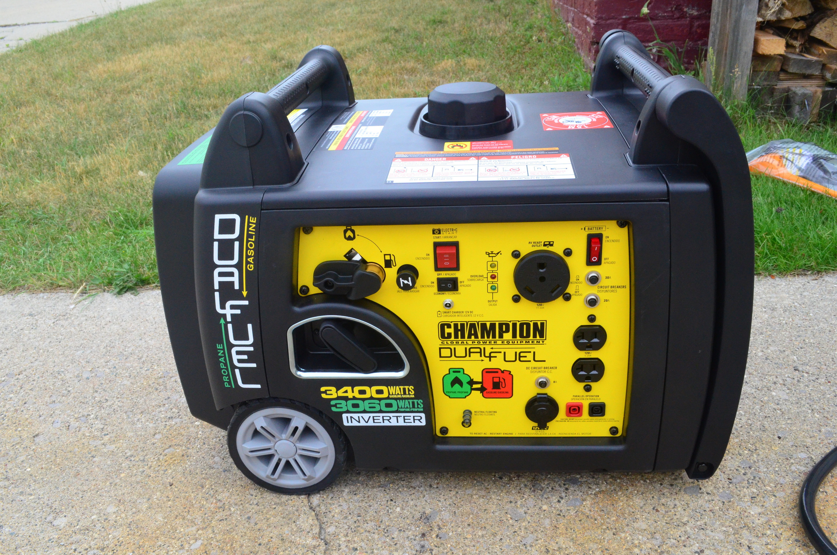 Champion Inverter Generator Vs Honda Which One Is The Practical