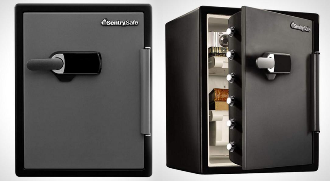 how to break into a digital sentry safe