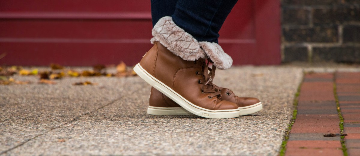 4d89e2030c3 UGG Croft Luxe Quilt Sneaker - Style Review | Busted Wallet