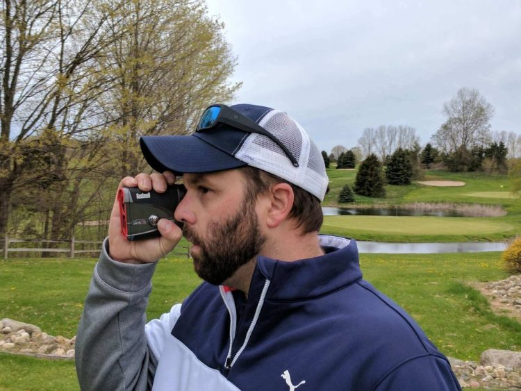 Bushnell Pro X2 Review