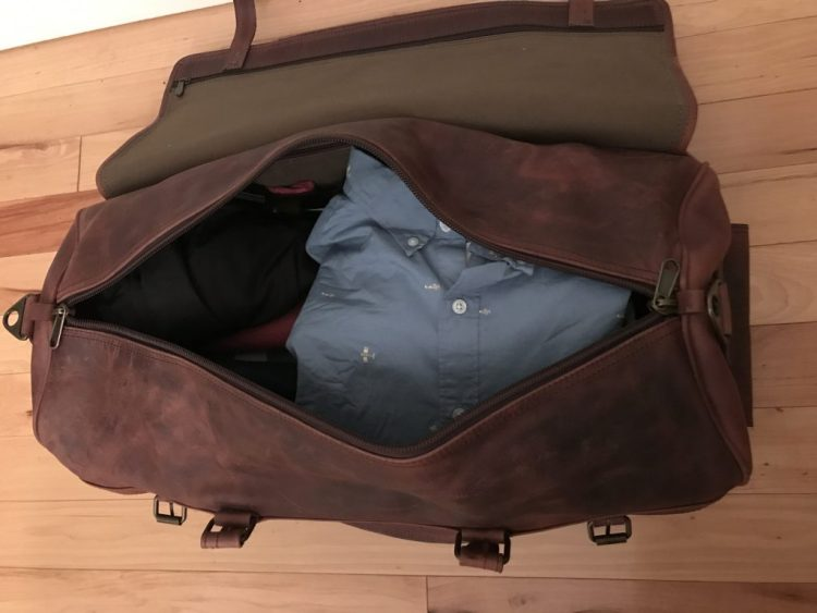 Roosevelt Travel Duffle Bag