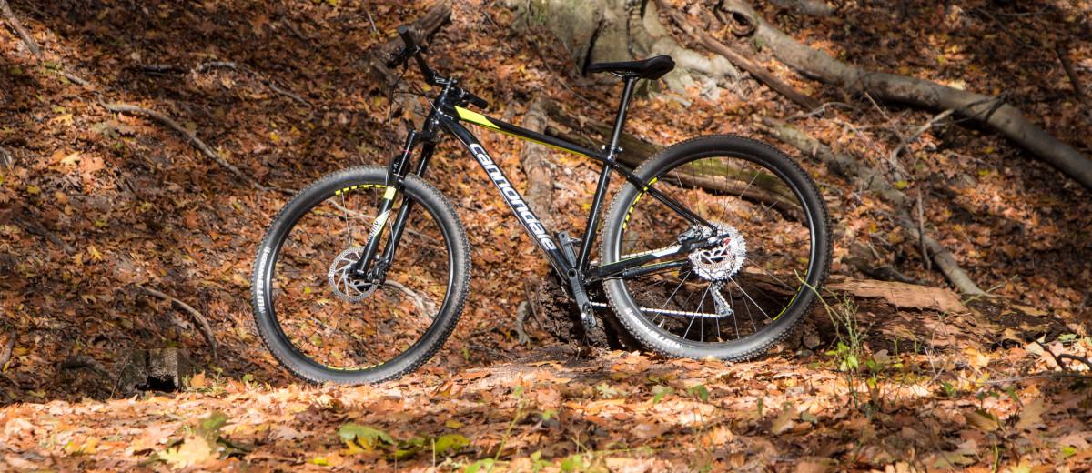 8d7e21dbb5d Cannondale Trail 2 - Bike Review | Busted Wallet