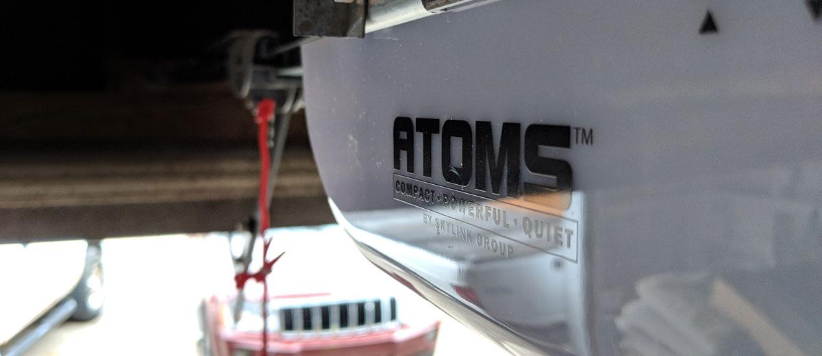 Atoms Smart Garage Door Opener Tech Review Busted Wallet