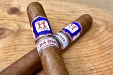 hamlet 25th cigar review