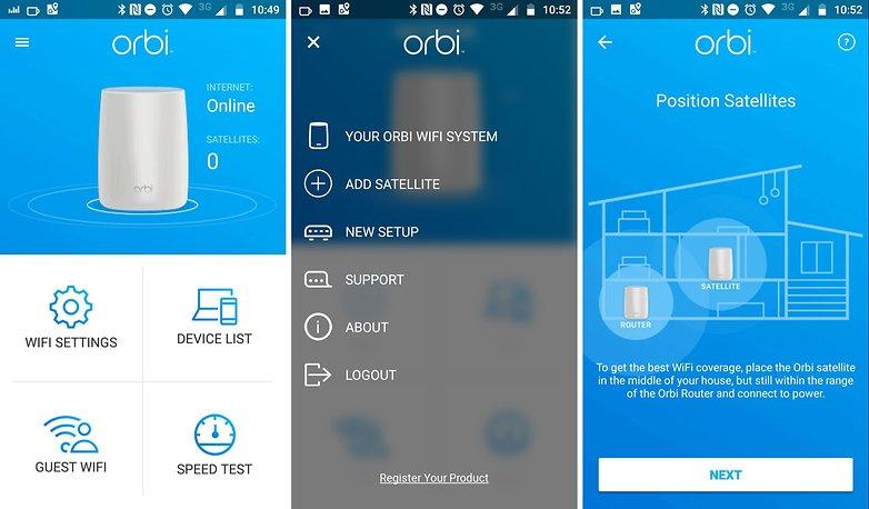 Tech Review- Netgear Orbi WiFi System AC2200   Busted Wallet