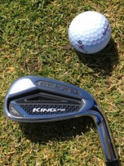 Cobra King F8 Irons Review