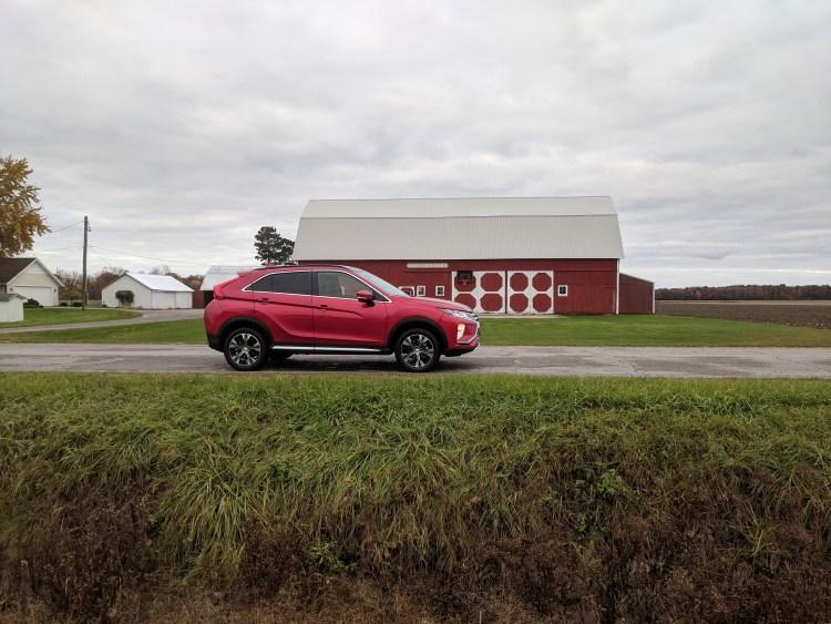 Mitsubishi Eclipse Cross Review