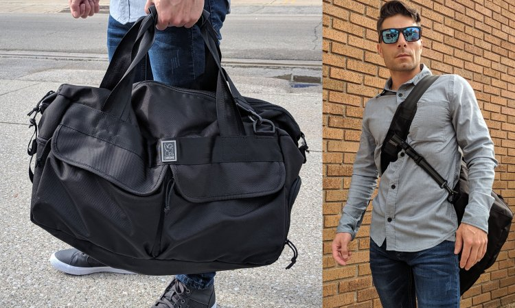 chrome-Surveyor-Duffle-Bag