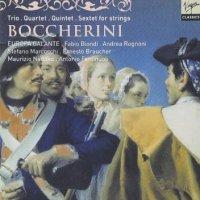 Un minueto de Luigi Boccherini (análisis)
