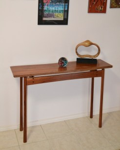 Hall table from Banksia