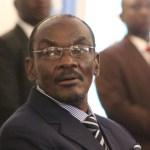 Breaking News: Vice President Kembo Mohadi retires