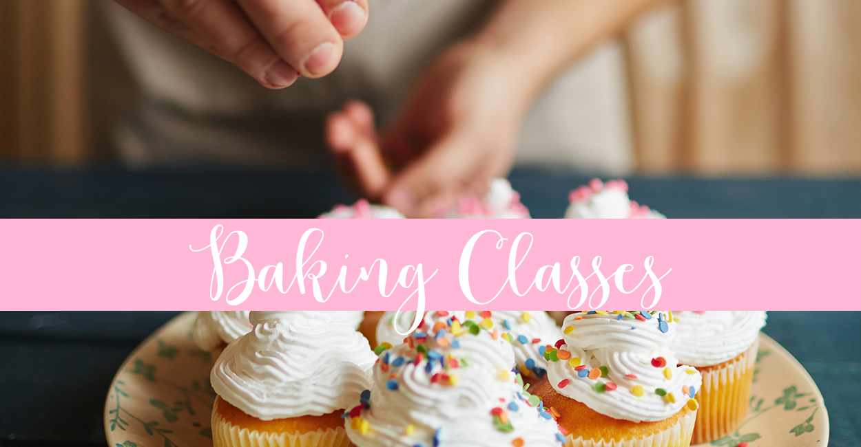 Busy Baker Classes