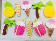 Online Sugar Cookie Class