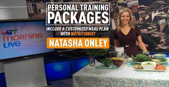personal training toronto diet