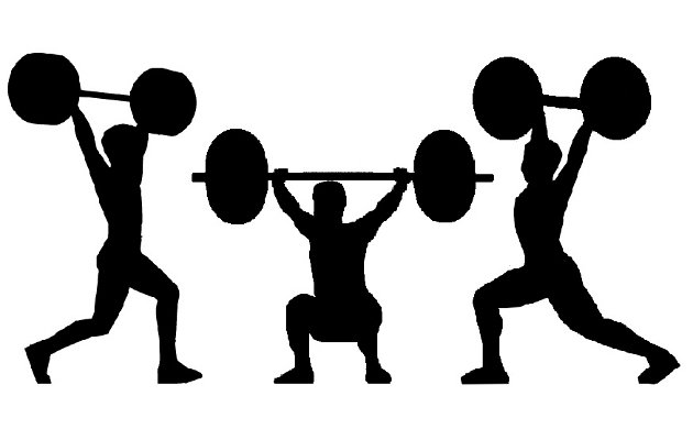 weight lifiting