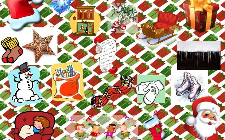 I Spy Christmas Freebie!