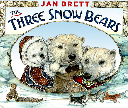 The Three Snow Bears Speech & Language Packet