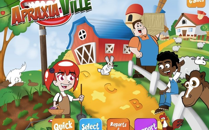 App Review: Apraxia Ville!