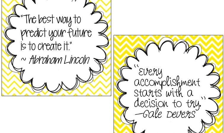 Quote Posters Freebie!