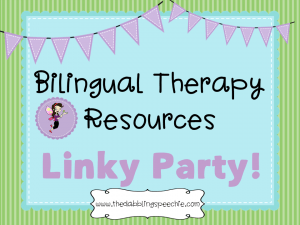 Bilingual Resources Linky!