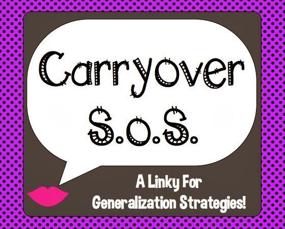 Carry-Over Strategies Linky