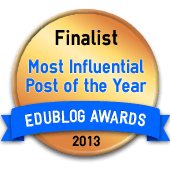 Edublog Finalists!