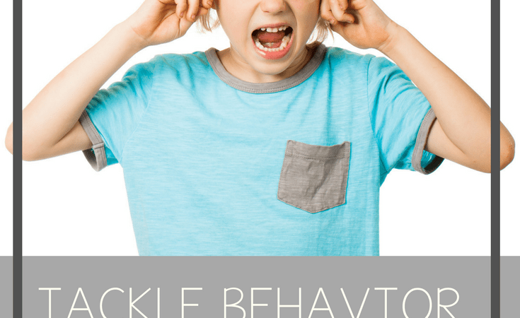 Tackle Behavior Challenges Like a Boss