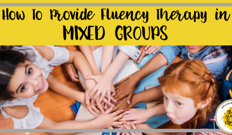 Fluency Therapy in Mixed Groups