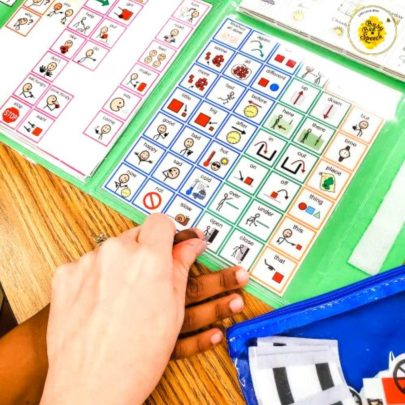 speech therapy physical prompt