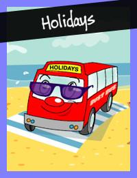 Mini Bus Holidays