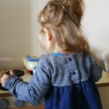 Busy busy in the kitchen - roleplay - early years