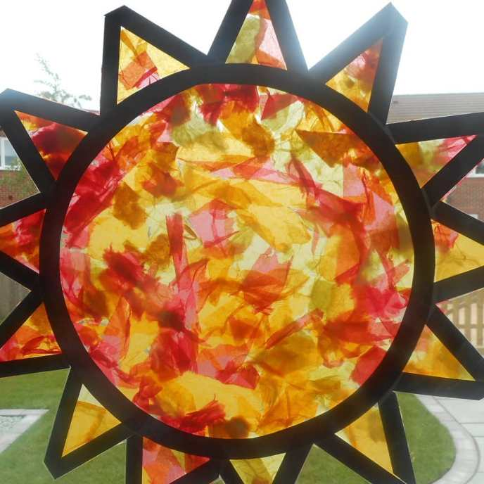 Summer Solstice - Sun - Crafts - Waldorf - Inspired - Seasonal - Rhythm