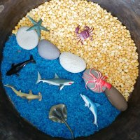 Mini Playscapes - Small World - Cool Pool
