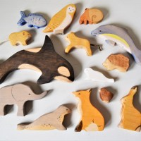 Wooden Toys - Eric & Albert's Crafts