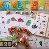 Minibeasts Topic - Nature Explorers - Ideas and Resources