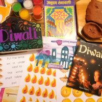 Celebrating Diwali with Children 2019