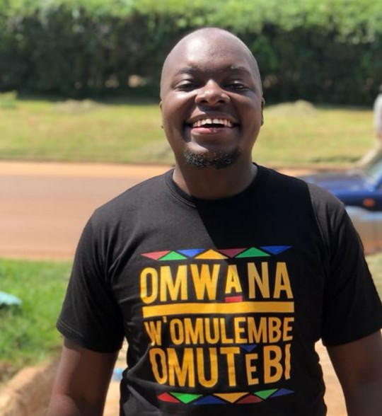 Mark B. Mugaanyi