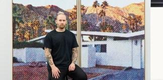 Melbourne-based artist Tom Adair