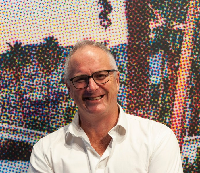 NandaHobbs Gallery Director Ralph Hobbs