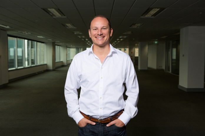 Stone & Chalk CEO Alex Scandurra