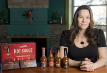 Renae Bunster launches massive equity raise for hot sauce company