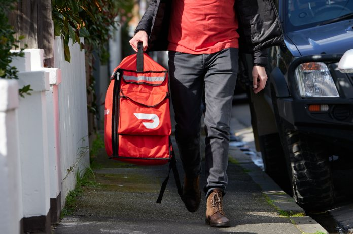 The Reject Shop partners with DoorDash to bring same day delivery