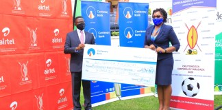 Centenary Bank sinks UGX 496Million into the Masaza Cup Tournament