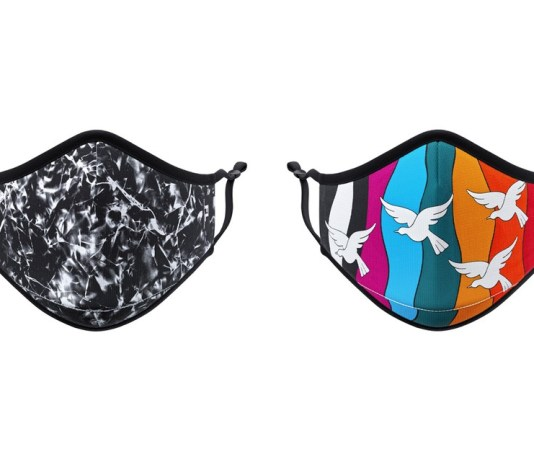 World-renowned artists release re-usable face mask capsule collection